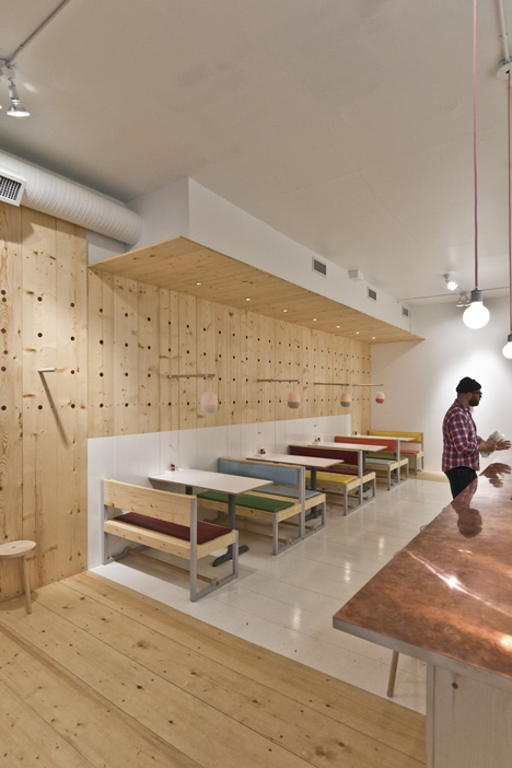 Bestie Currywurst by Scott & Scott Architects