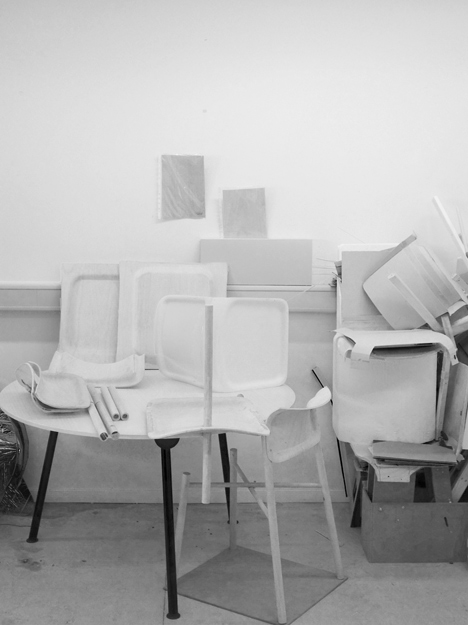 Boss Chair by Tobias Nitsche
