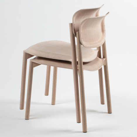 Boss Chair byTobias Nitsche