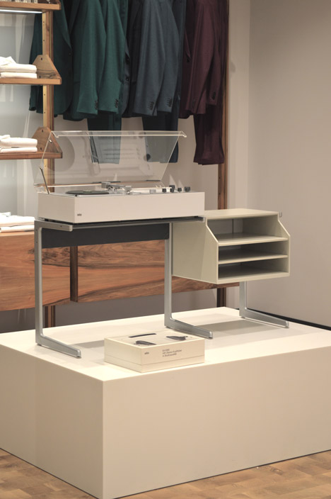 Braun Design at Paul Smith Albemarle Street by das programm