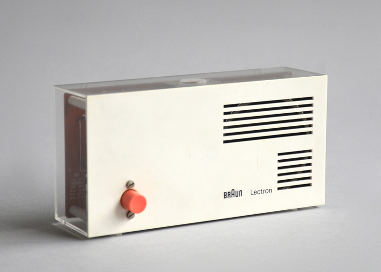 Lectron System intercom by Dieter Rams and Jurgen Greubel, 1967