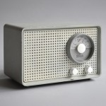 SK 2 table radio by Dr Fritz Eichler and Artur Braun, 1955