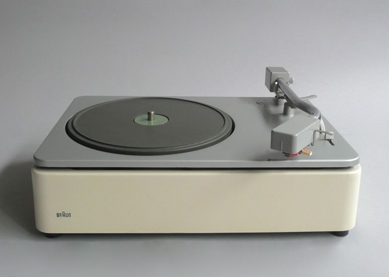 PCS 45 record player by Dieter Rams, 1962