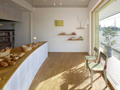 Bread Table by Airhouse Design Office