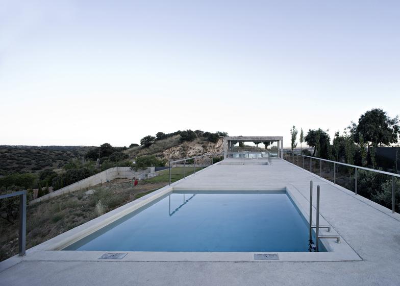 Casa rufo by alberto campo baeza - Casa campo baeza ...