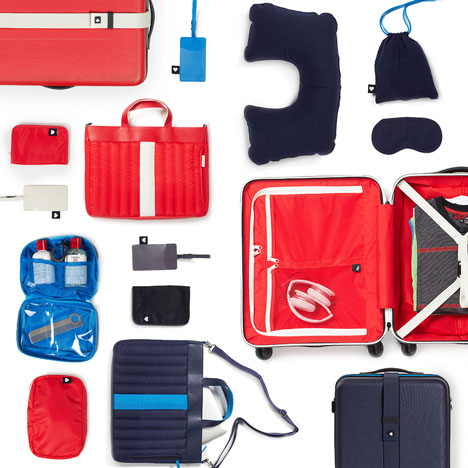 A range of Fab luggage to be won