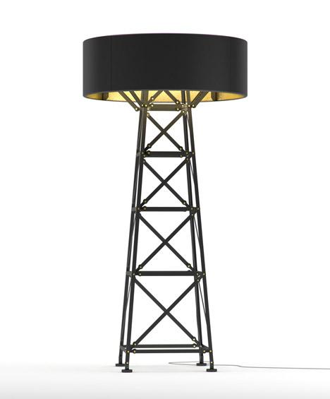 Construction Lamp by Joost van Bleiswijk for Moooi