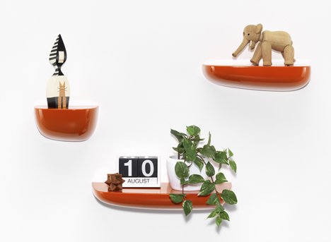 Corniches by Ronan and Erwan Bouroullec for Vitra