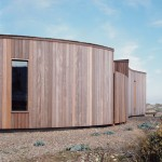 El Ray at Dungeness Beach by Simon Conder Associates