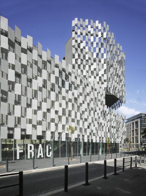 FRAC Marseille by Kengo Kuma