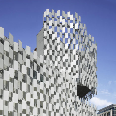 FRAC Marseille by Kengo Kuma and Associates