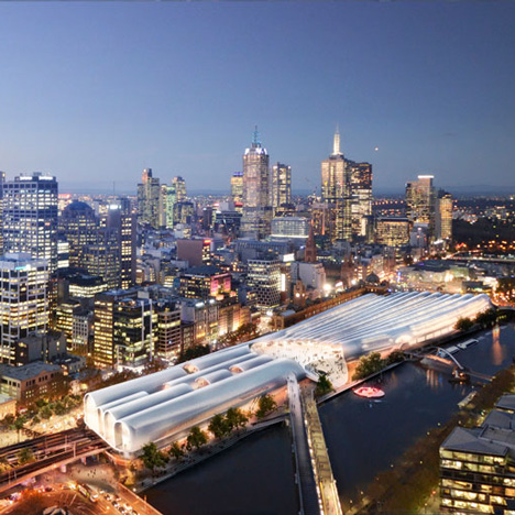 Herzog & de Meuron and Hassell triumph in Melbourne station competition