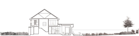 dezeen_House extension in Dublin by GKMP Architects_11