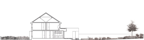 dezeen_House extension in Dublin by GKMP Architects_13