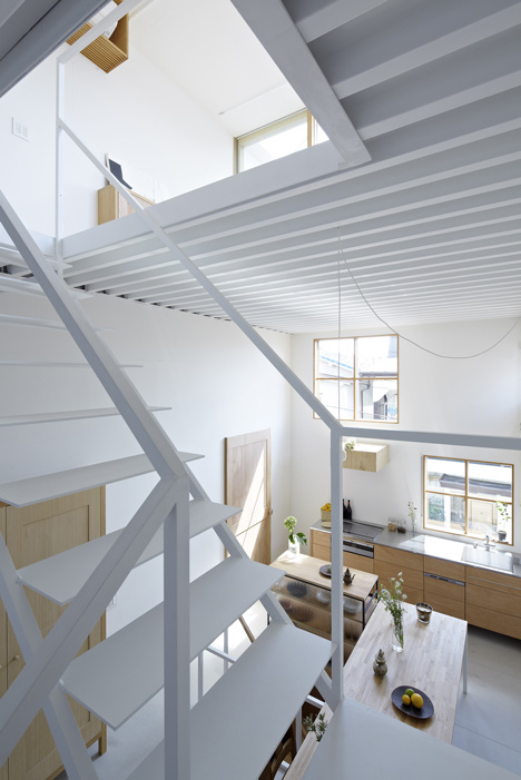 House in Itami by Tato Architects