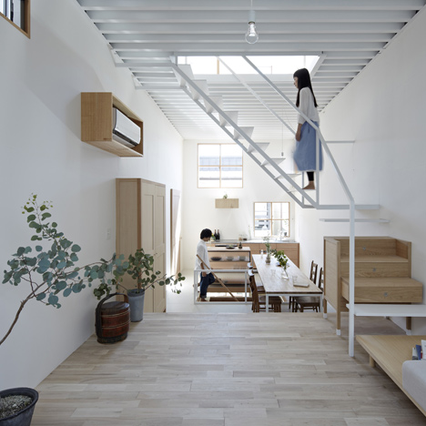 House in Itami byTato Architects