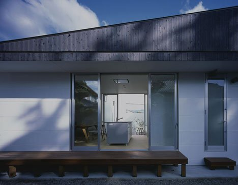 House in Kamoshima by Horibe AssociatesHouse in Kamoshima by Horibe Associates