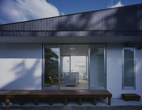 House in Kamoshima by Horibe AssociatesHouse in Kamoshima by Horibe Associates