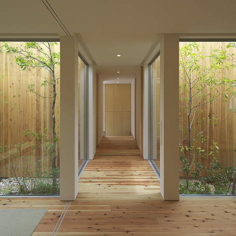 House in Nishimikuni<br /> by Arbol Design