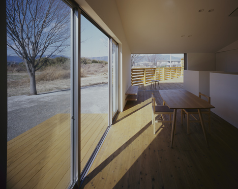 House in Yamakawa by Horibe Associates