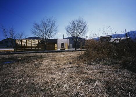 House in Yamakawa by Horibe Associates