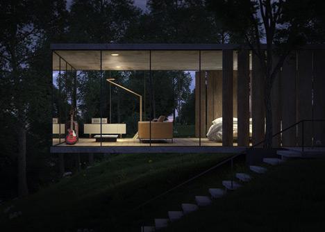 ImagineHouse by A. Masow Design Studio