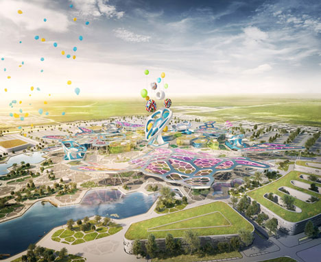 Shortlist for World Expo 2017