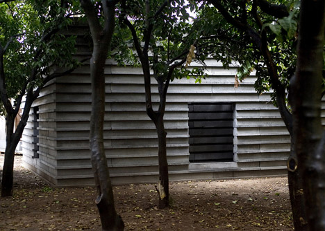 Kairos Pavilion by João Quintela and Tim Simon