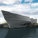 Green light for Kengo Kuma's redesigned V&A at Dundee