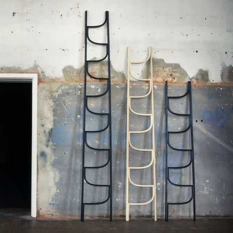 Ladder by Charlie Styrbjörn Design
