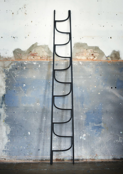 Ladder by Charlie Styrbjorn Design