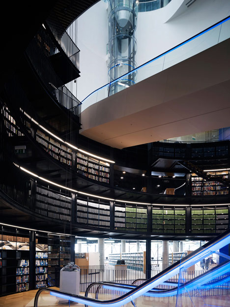 Library of Birmingham by Mecanoo