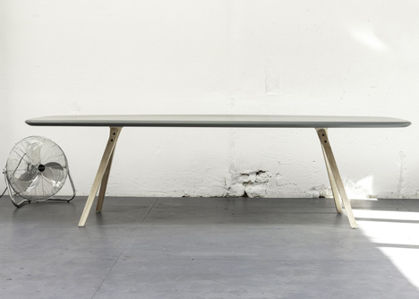 Log Table by Trust in Design
