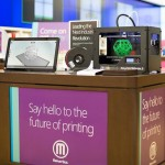 Microsoft to sell MakerBot 3D printers in American stores