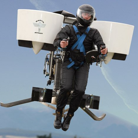 Test flights approved for world's first practical jetpack