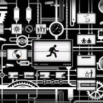 Numb music video by Henning Lederer for Max Cooper