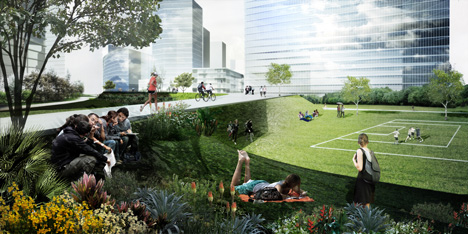 dezeen_OMA masterplan for Bogota_4
