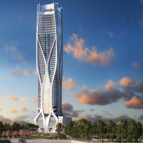 One Thousand Museum by Zaha Hadid Architects