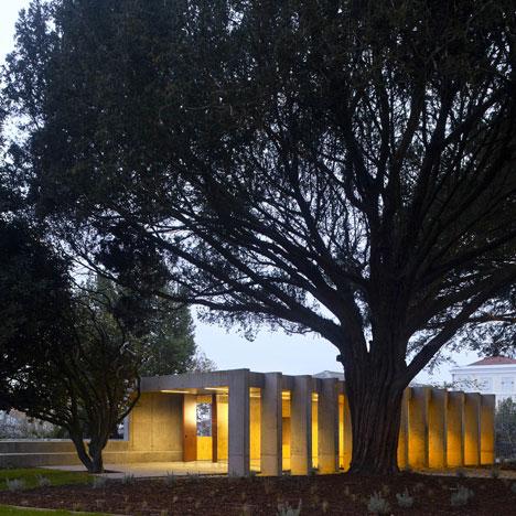 PINC Pavilion by Clínica de Arquitectura