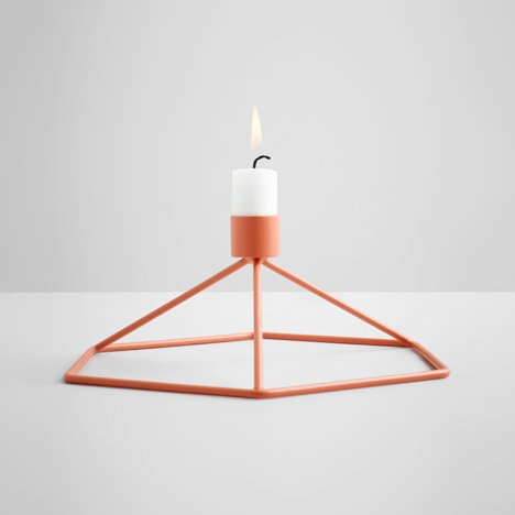 POV Candleholder by Note Design Studio for Menu