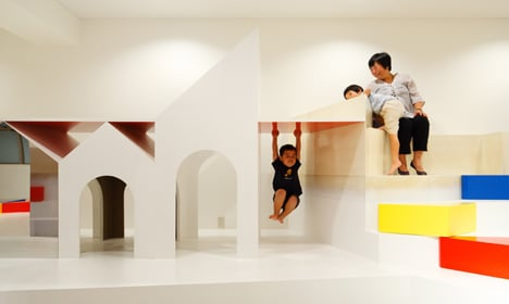 Pixy Hall by Moriyuki Ochiai Architects