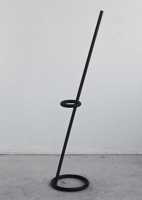 Poke Hanger by Kyuhyung Cho
