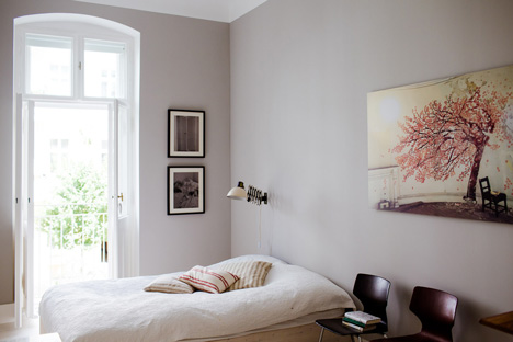 Prenzlauerberg apartment by Sophie von Bulow