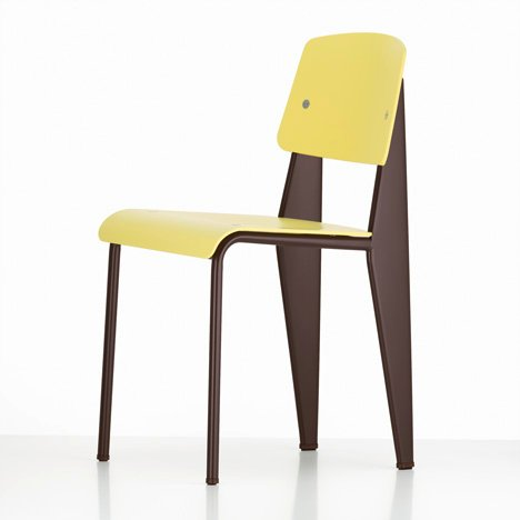 Prouvé Collection Update<br /> by Vitra