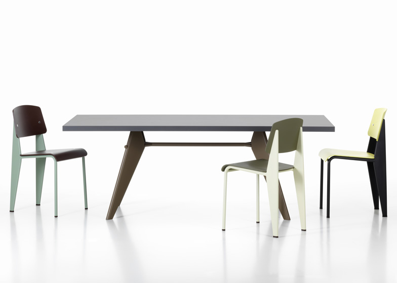 EM Table and Standard SP chairs