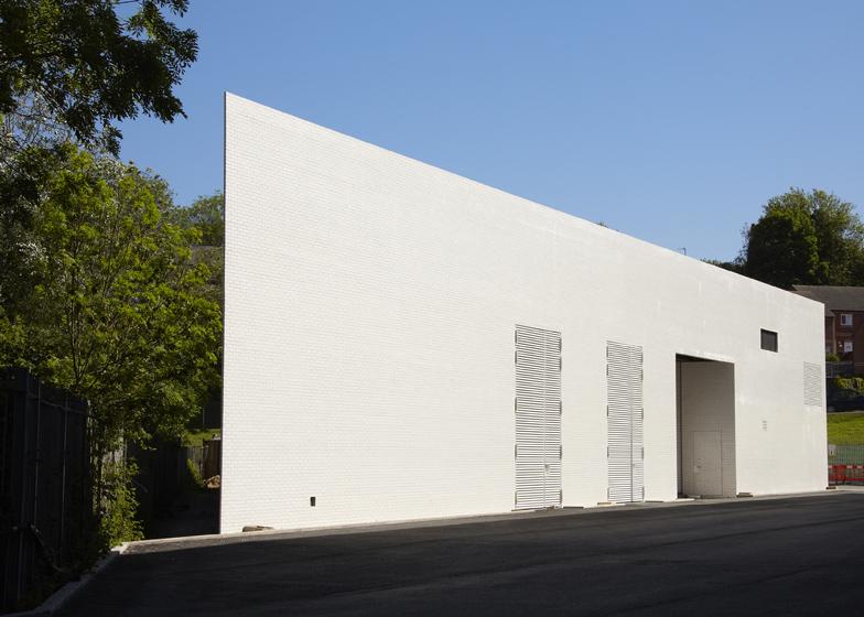 Formaldehyde Building