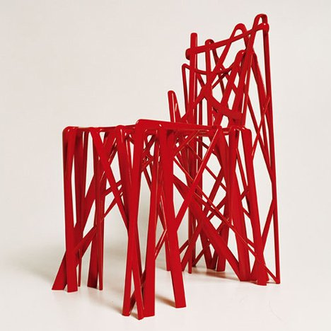 Stedelijk Museum acquires first 3D-printed chair