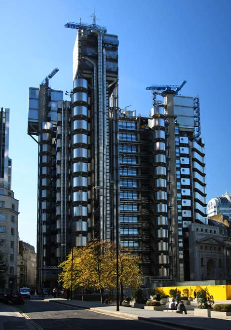 """""""Today is much more an age of greed"""" - Richard Rogers"""