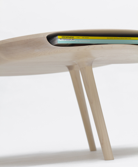 Tokyo Table by Loic Bard