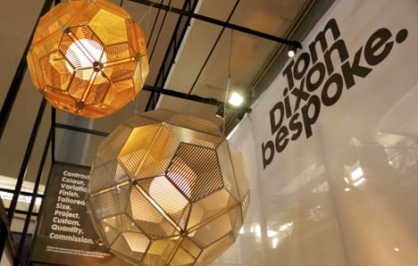 """""""The whole equation has completely changed"""" - Tom Dixon"""